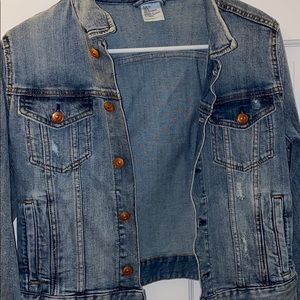 Jean jacket from H&M